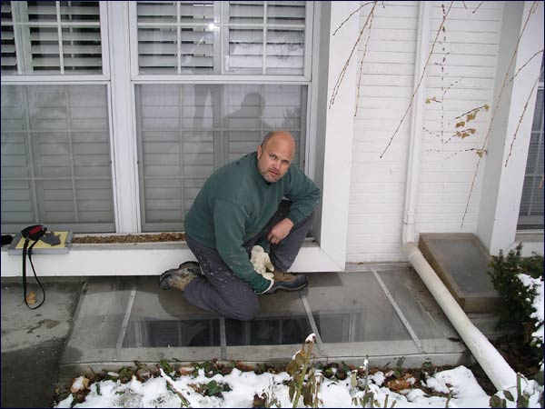 Maintaining Your Window Well During the Winter Months