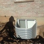 Window Well drain system