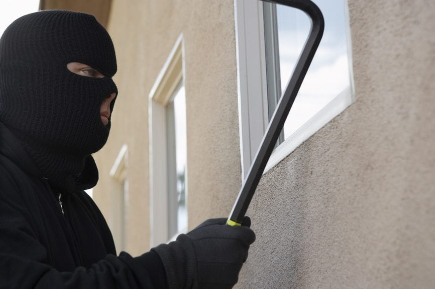 Evaluate The Risk of a Basement Break-In