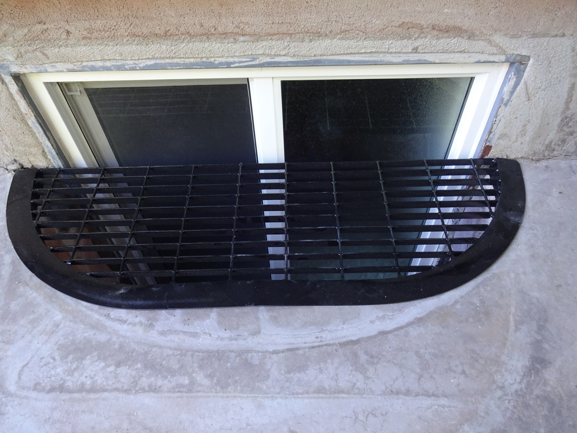 Window Well Grate Cover