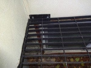 custom window well grates