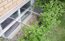 Clear Window Well Covers in Utah | Windowell Expressions
